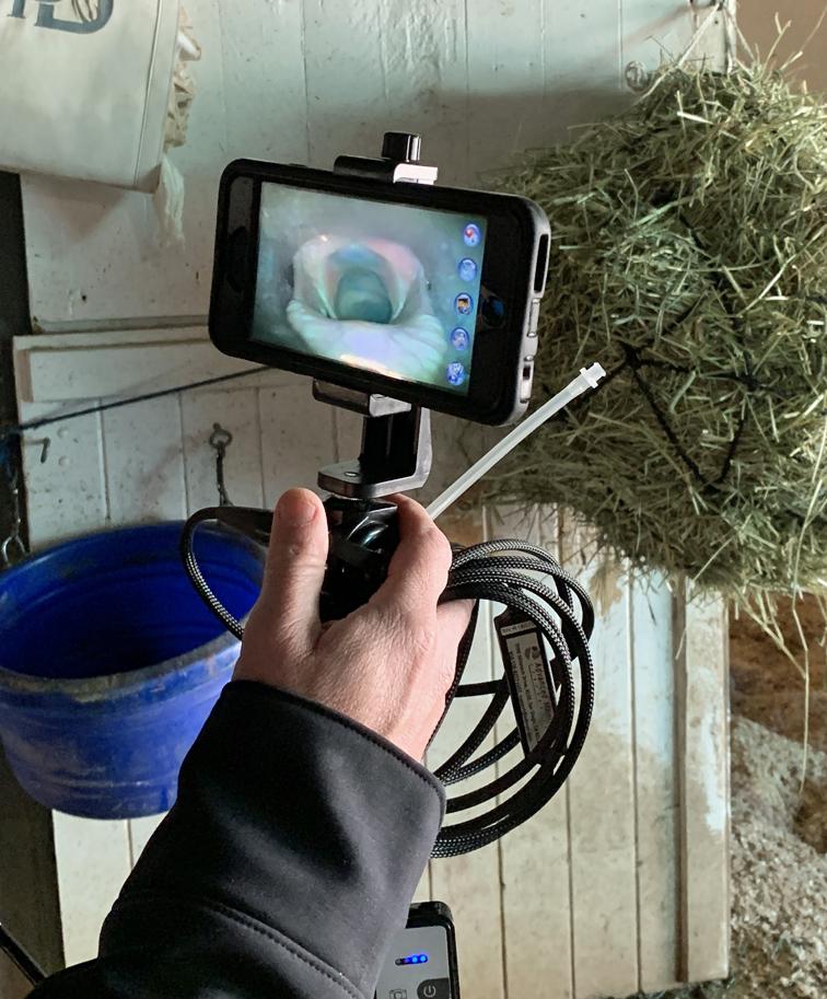 Tele View USB Race Track Endoscope