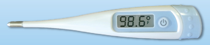 Quick-Temp DT-20 Rapid Digital Thermometer